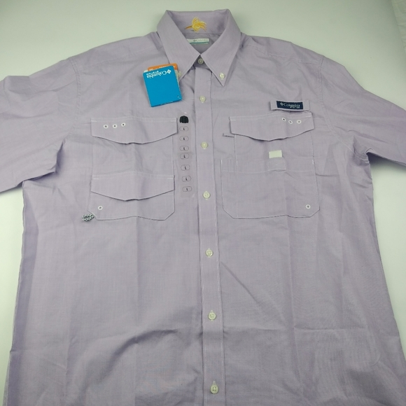 Columbia Other - Columbia PFG men's long sleeve large button up